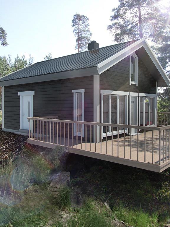 Arendal Helseterapi As   Pris på laftet hus - Helsehus i modul-laft til utrolig pris