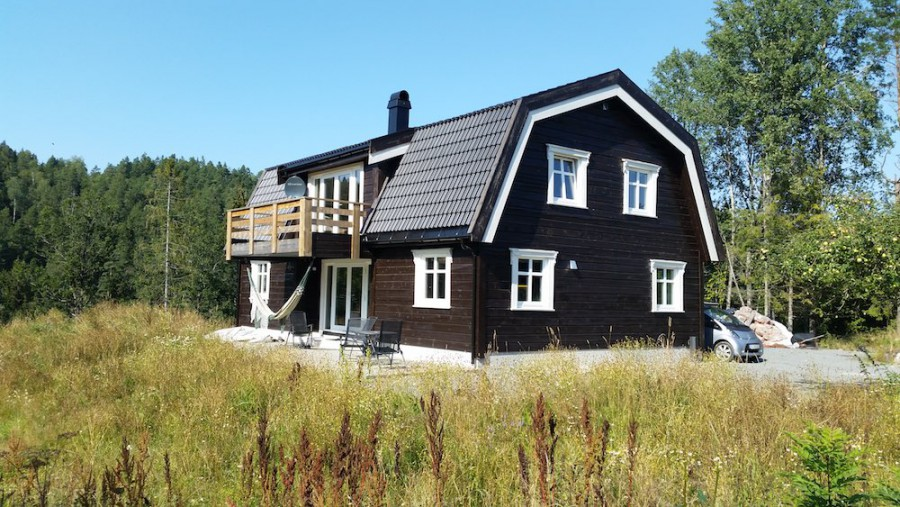 Byggeteknikk på Laftehus